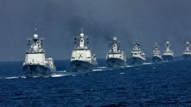 Indian navy will participate in china navy phlit review, ourvoice, werIndia