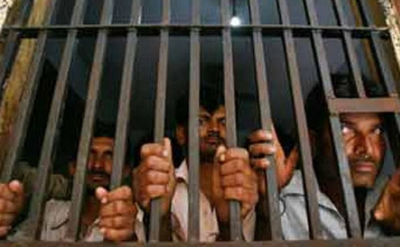 Indian prisoners lodged in Pakistani jails, ourvoice, werIndia