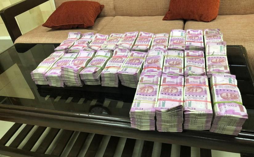 It department raid in karnatak and goa, ourvoice, werIndia