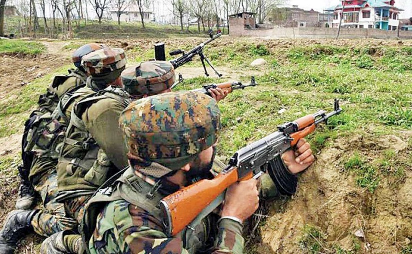 Jaish e mohamad and other terrorist killed in j&k, ourvoice, werIndia