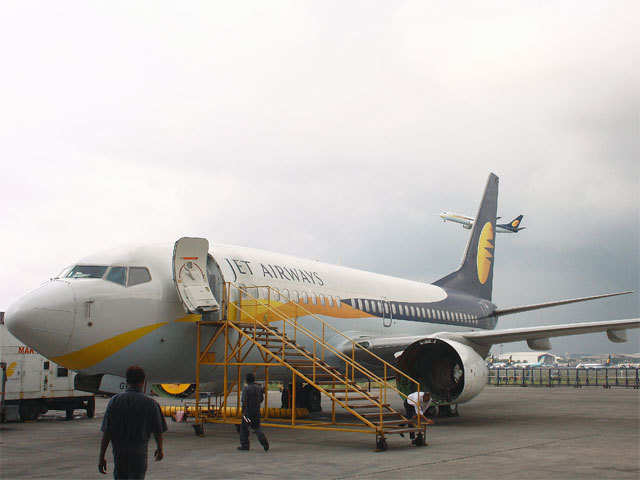 Jet airways stooped at Delhi airport , ourvoice, werIndia