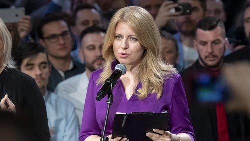 Jujana caputova Slovakia first president, ourvoice, werIndia - Copy