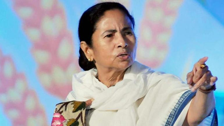 Mamata Banerjee questions EC on transfer of IPS officers