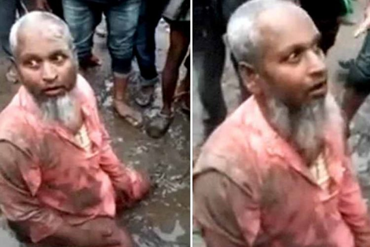 Muslim man assaulted in Assam for selling beef and forcefully fed pork