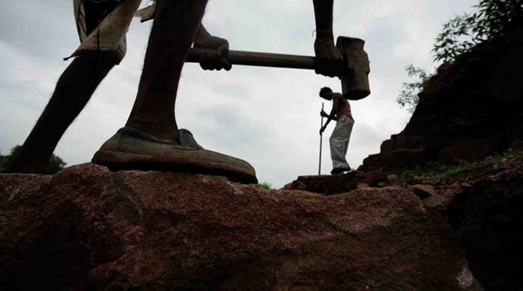 NREGA Wages fall below 'minimum'