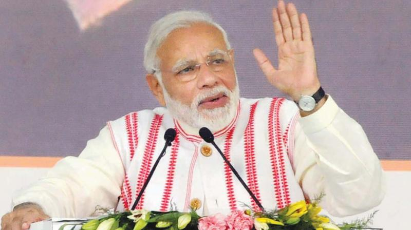 Narendra Modi's First Rally In West Bengal Started On 3rd April For Lok Sabha Elections 2019
