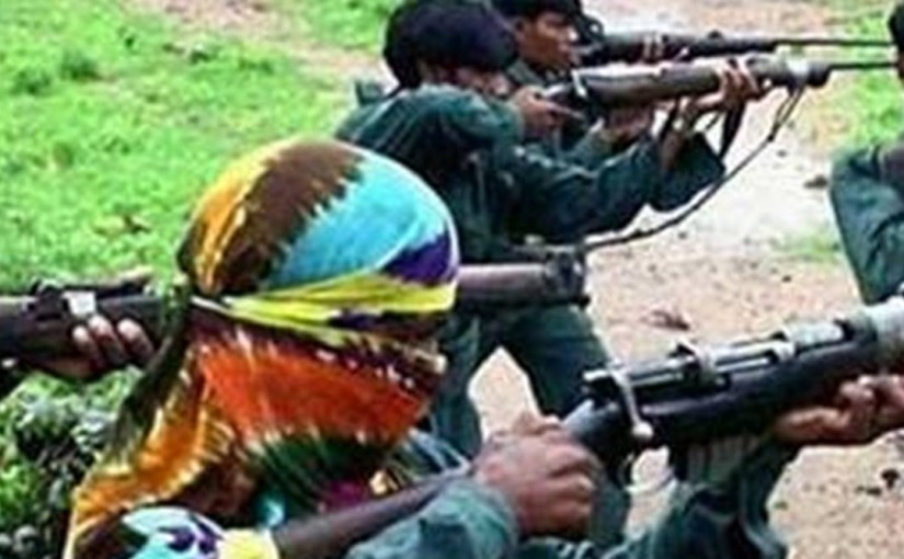 Naxal attack in Orissa lady election officer died, ourvoice, werIndia