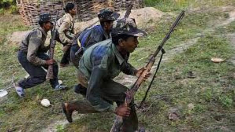 Naxal attack in giridih, ourvoice, werIndia