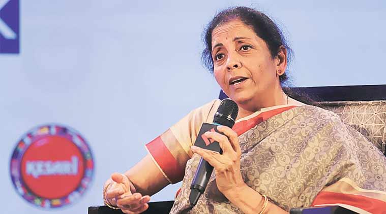 Nirmala sitharaman on arms purchase, ourvoice, werIndia