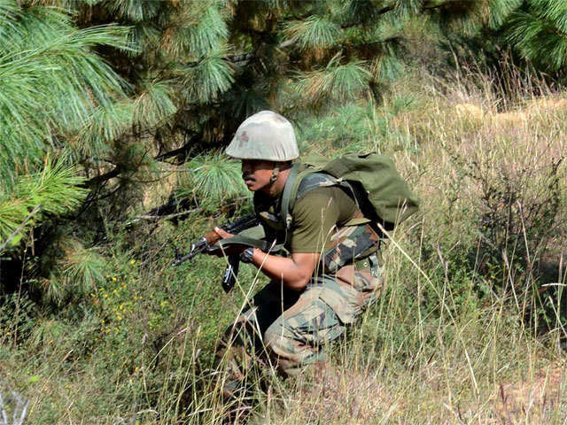 Pakistan attack on loc in punch, ourvoice, werIndia