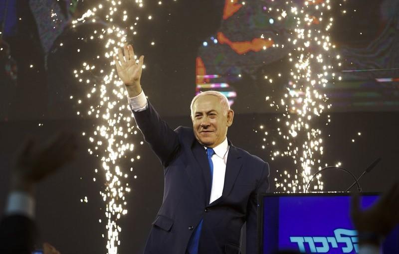 Pm Benjamin Netanyahu will again be the pm of Israel, ourvoice, werIndia