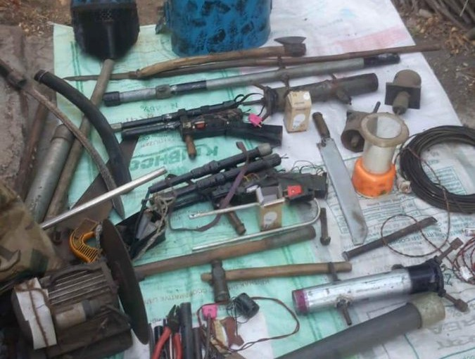 Pune Rural Police have arrested a person with explosives and some detonators, ourvoice, werIndia