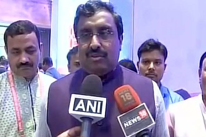 Ram Madhav slams Pakistan PM Imran Khan, says stay away from Indian election, don't need your advice
