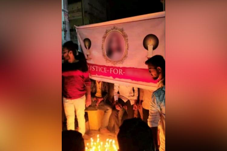 Rape and murder of student in Raichur goes unreported by news channels