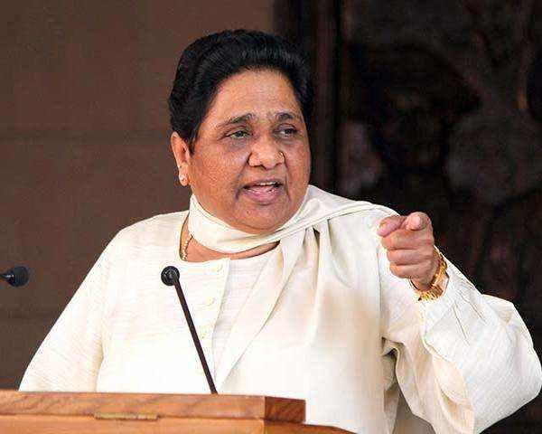 SC refuses to entertain plea by Mayawati against EC ban for communal speech