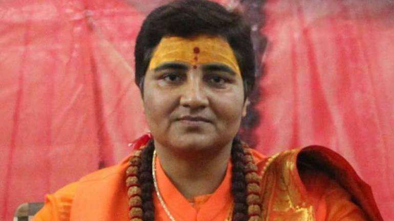 Sadhvi Pragya: Cow urine cured my cancer