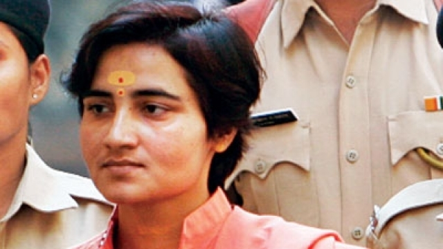 Sadhvi Pragya confesses that she was tortured in jail