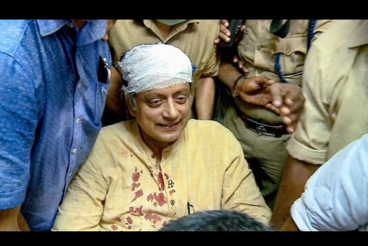 Shashi Tharoor requests probe into malfunctioning of temple scale