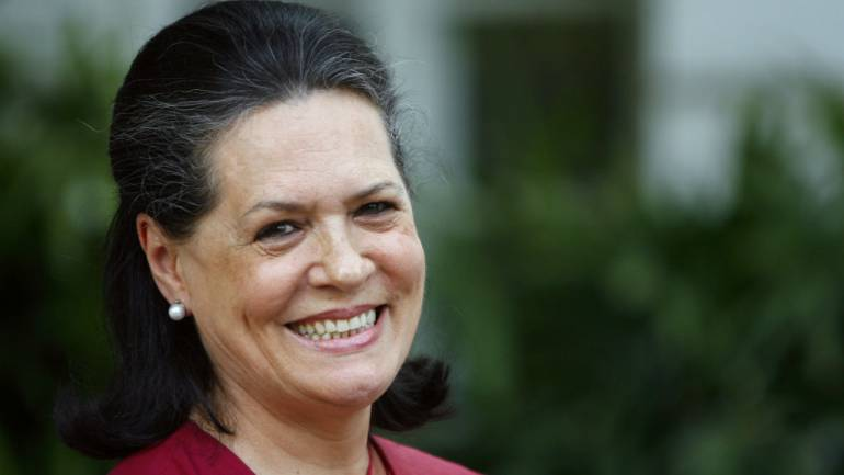 Sonia Gandhi to file nomination from Rae Bareli today