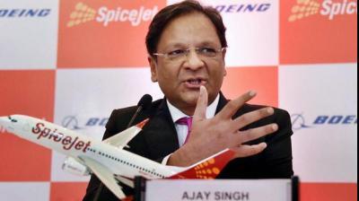 Spice jet cmd ajay singh offer job for jet airways employee, ourvoice, werIndia