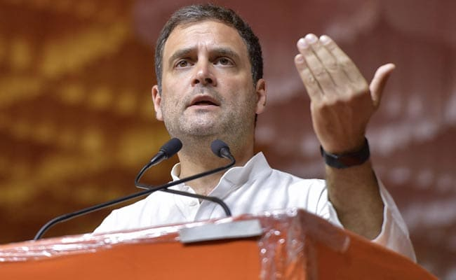 Supreme Court Asks For Explanation To Rahul Gandhi On Rafale Case For His Verdict On Social Media