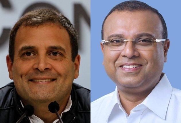 Tushaar vellapali is nda candidate from vaynaad, ourvoice, werIndia