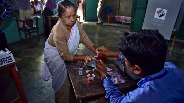 Violence Recorded in Areas Of Andhra Pradesh During Lok Sabha Polls