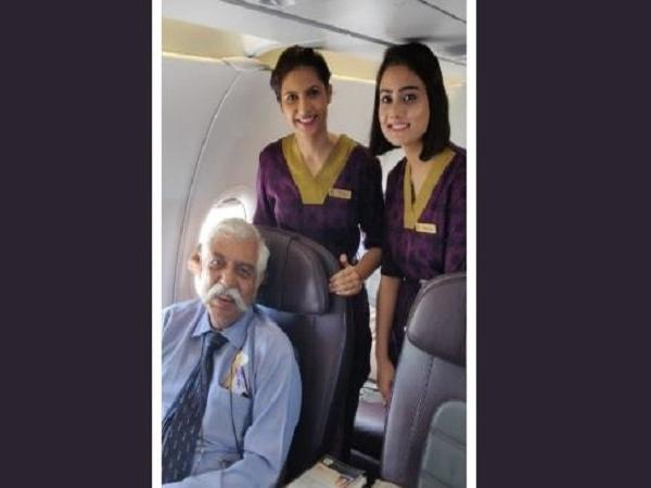 Vistara Airlines faces backlash from all sides because of a tweet regarding Ret Gen G D Bakshi