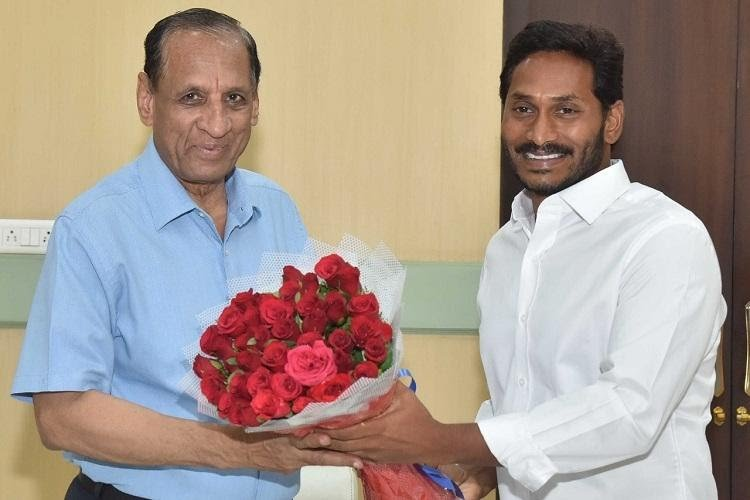 YSRCP Chief accuses CM Naidu of misusing state machinery