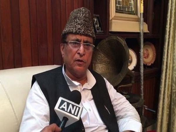 azam khan i am being treated as an anti national and a terrorist in rampur