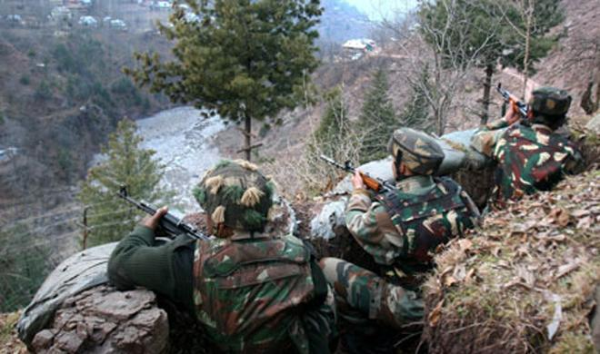 bsf troop martyred after ceasefire violation by pakistan in poonch