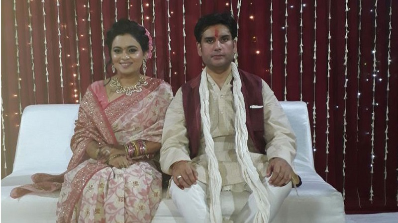 delhi police detained rohit shekhars wife