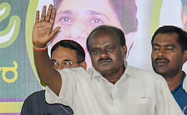 Karnataka cm h d Kumaraswamy says why pm narendra modi face always shines