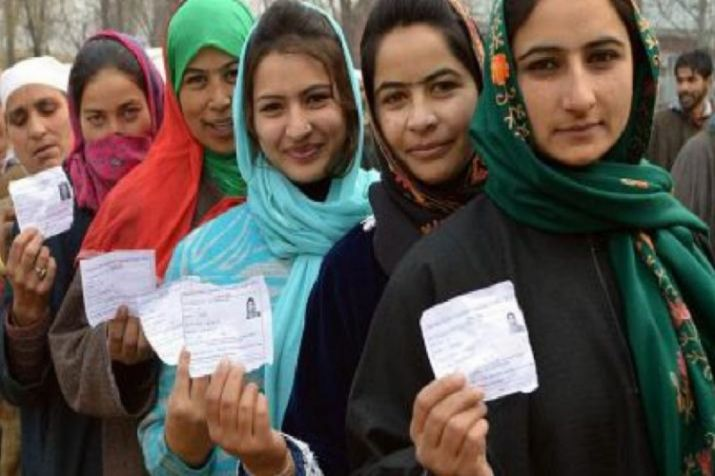 Strict Security Measures Taken For Smooth Polling Of Lok Sabha Elections In Kashmir