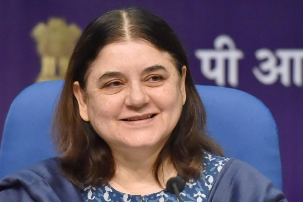 maneka gandhi attacks bsp supremo mayawati says tickets are being sold