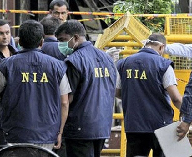 nia raids 3 locations in hyderabad and one in wardha against isis module