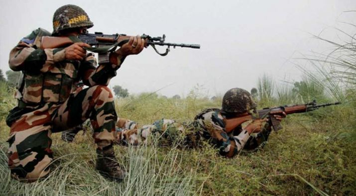 pakistani army says 3 soldier killed in indian retaliatory firing