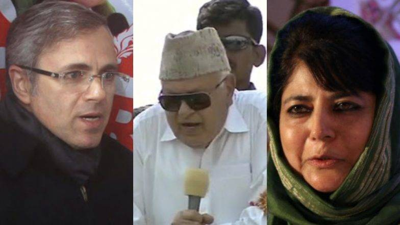plea in delhi hc to ban farooq omar abdullah and mehbooba in ls polls for seditious statements
