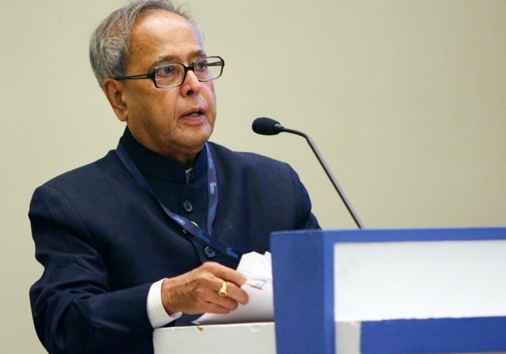 pranab mukherjee says quixotic heroism cannot lead the country