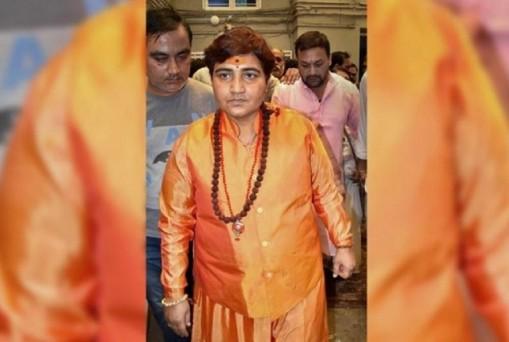 sadhvi pragya singh thakur controversial comment on ex mumbai ats chief late hemant karkare