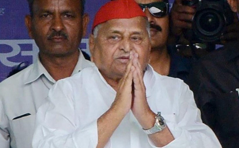 SP Chief Seeks Votes For Mulayam Singh Yadav As He Turns 79 Years Old