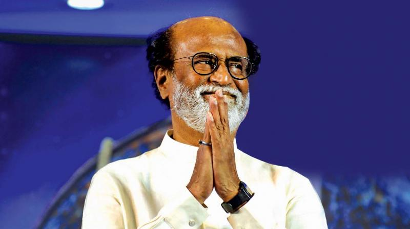superstar rajinikanth says he will contest tamil nadu assembly elections