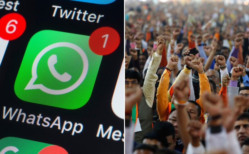 Whatsapp Platform Misused By Political Parties Now India After Brazil