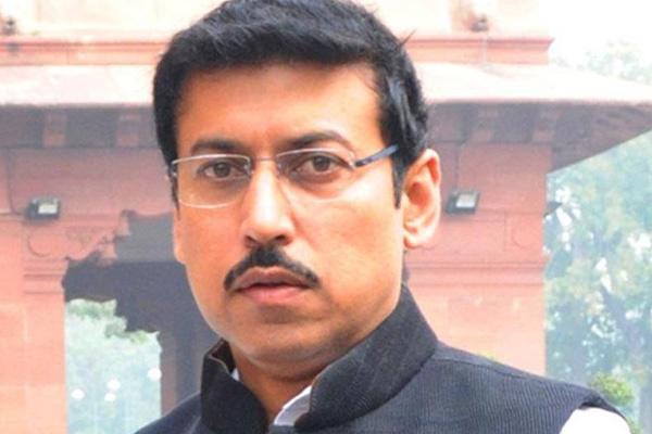 Center minister kernel rajyavardhan rathaur, ourvoice, werIndia