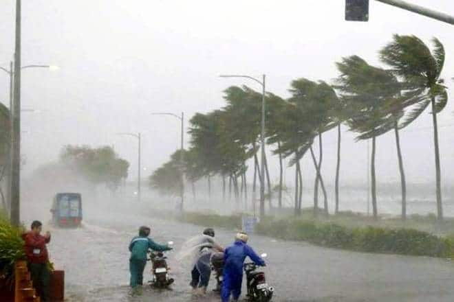 Cyclone feni has moved to Bengal, ourvoice, werIndia