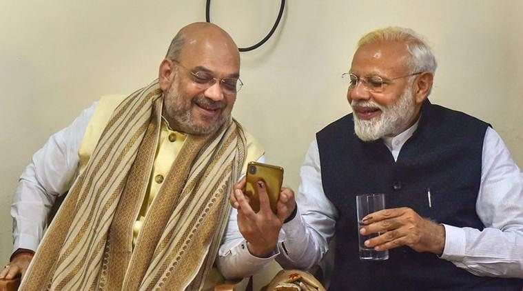 Pm modi sah got clean chit from election commission, ourvoice, werIndia