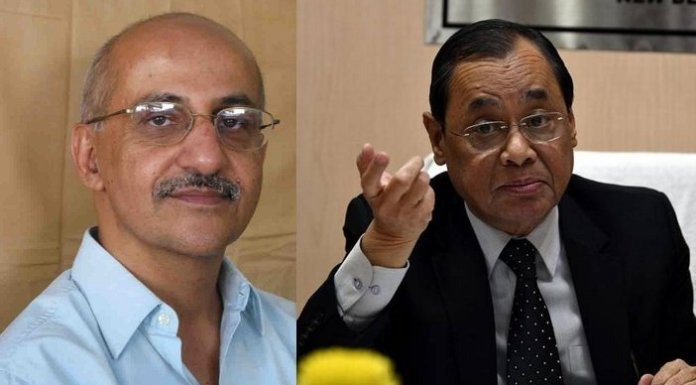 SC rejects Harsh Mander's plea for recusal of CJI Ranjan Gogoi