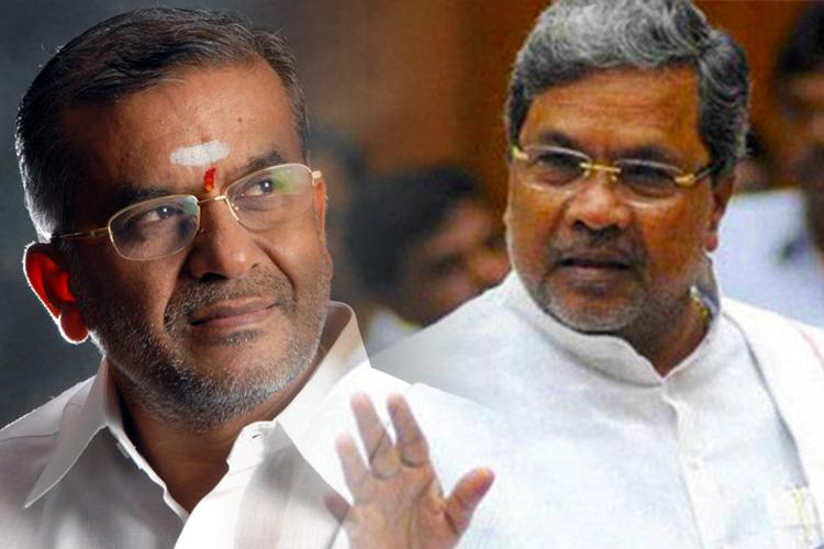 Karnataka's Cong-JDS coalition on rocks after election polls