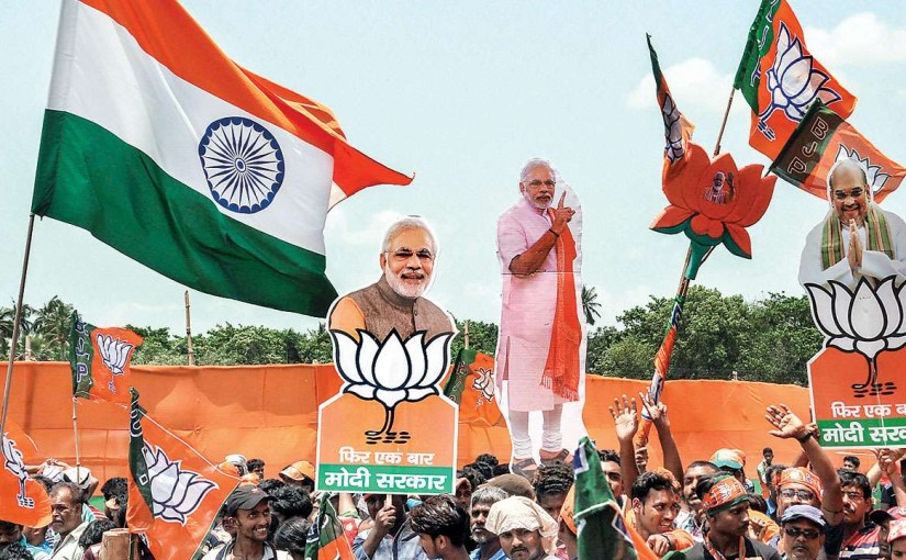 Modi-Amit Shah hold record number of rallies in West Bengal