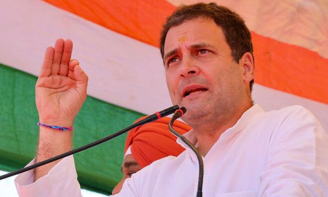 SC receives petition to bar Rahul Gandhi from contesting till citizenship ambiguity is cleared